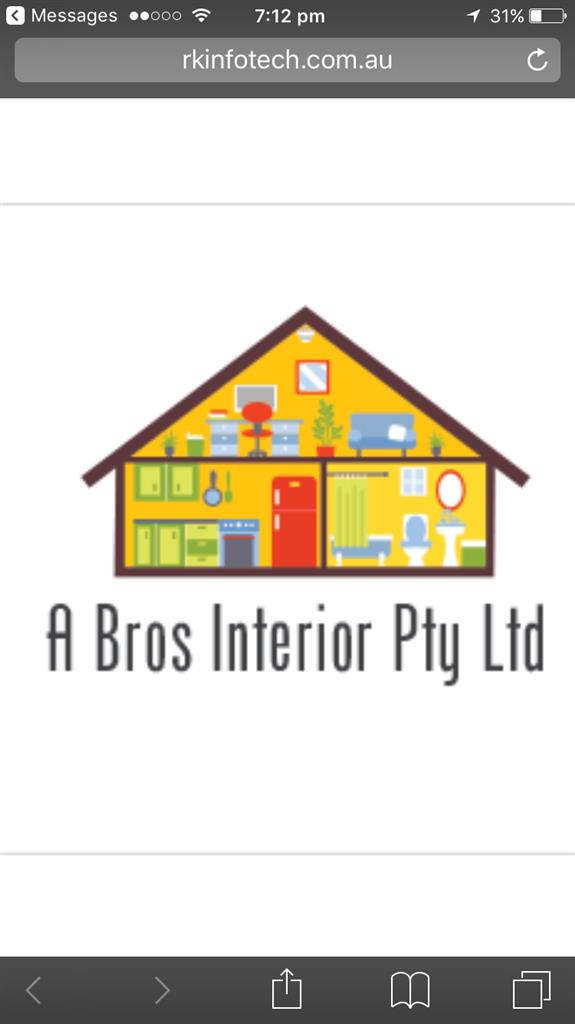 A BROS INTERIORS PTY. LIMITED